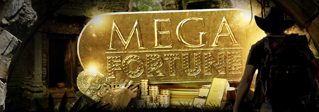Betsafe - 60 free spins Mega Fortune- Race for the status of a true millionaire