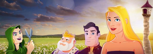 Betsafe Et nytt spill Rapunzel ,gratispenger og bonus!