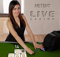 Live Casino Common Draw Blackjack